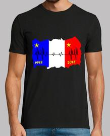 francia 2018 orgogliosa di essere blu