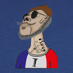 Camisetas Franco-italiano