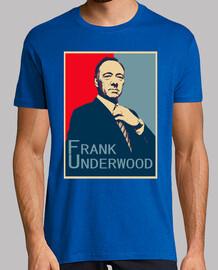 Frank Underwood - Obama