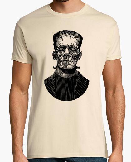 T-shirt Frankenstein