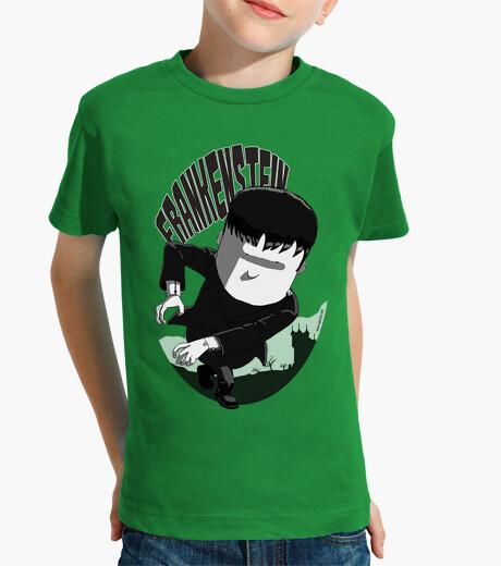 Ropa infantil Frankenstein by Calvichis