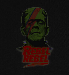 Camisetas FRANKENSTEIN REBEL