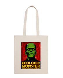 frankenstein riciclato. monster ecologic