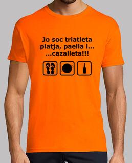 Frases - Triatleta