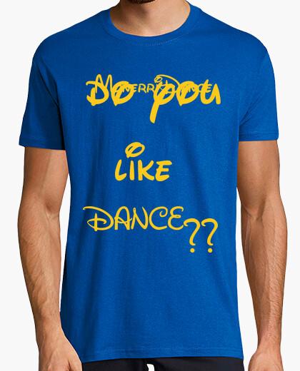 Camiseta Frases De Baile Monerridance