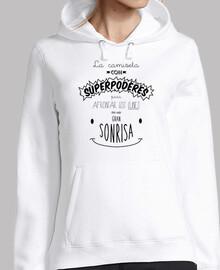 frasi felici - la t-t-shirt con super p