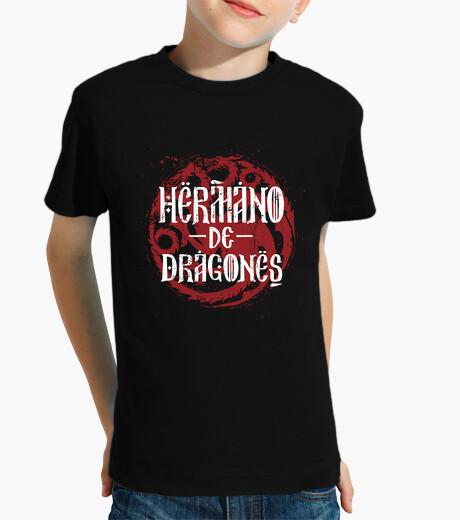 Abbigliamento bambino fratello di draghi