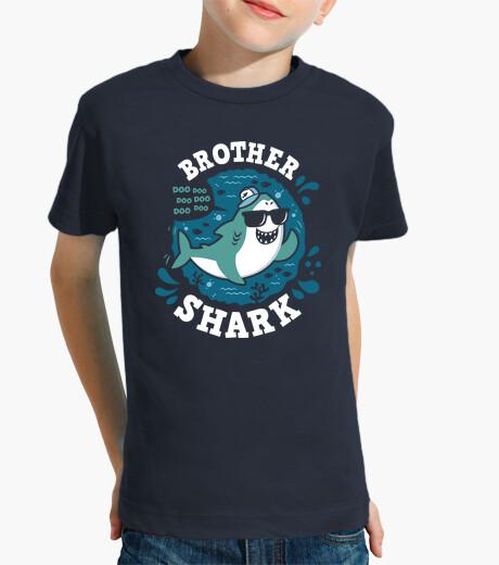 Abbigliamento bambino fratello shark