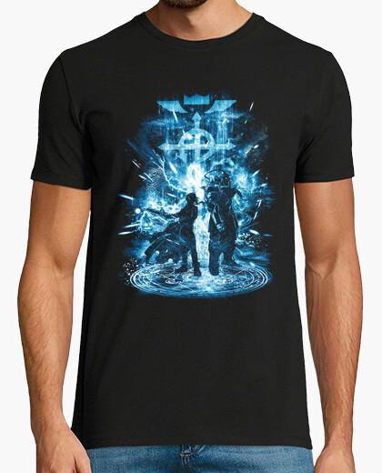 Tee-shirt Fraternité tempête