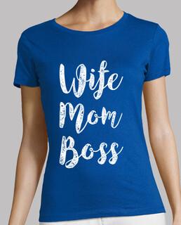 Frau Mutter Chef