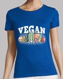 Frauen, T-Shirt, dunkelgrau, Premiumqualität