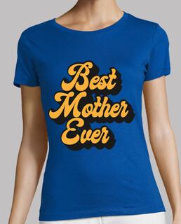 Frauen, T-Shirt, royalblau, Premiumqualität