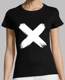 Frauen, T-Shirt, schwarz, Premiumqualität
