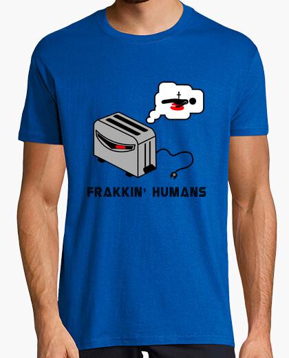 T-shirt freak: battlestar galactica