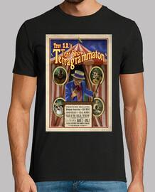 Freak Show, vintage poster