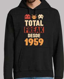 Freak total depuis 1959