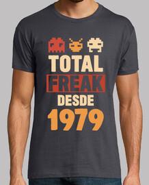 Freak total depuis 1979