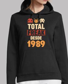 Freak total depuis 1989