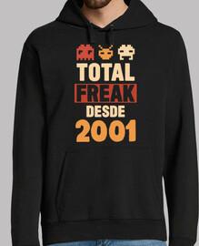 Freak total depuis 2001