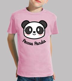 freckled panda