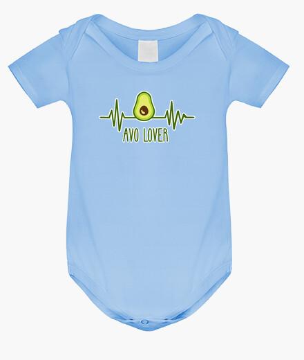 Ropa infantil frecuencia de aguacate