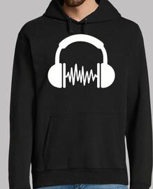 frecuencia de los auriculares