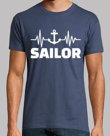 frecuencia de marinero