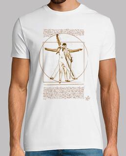 Freddie Mercury Vitruvio. Camisa