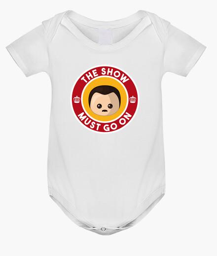 Ropa infantil Freddie Show Must Go On Baby