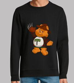 freddy kruger peur-bear