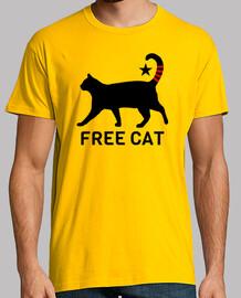 Free CAT Negre