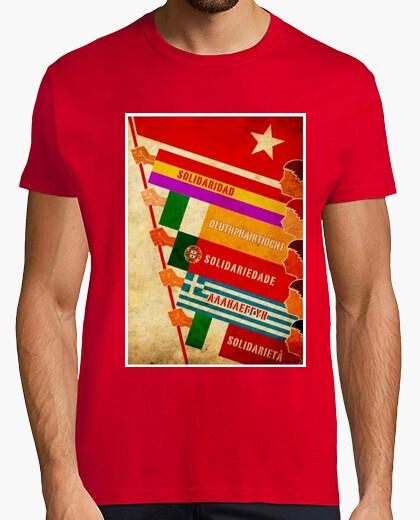 Camiseta Free Europe - Solidaridad...