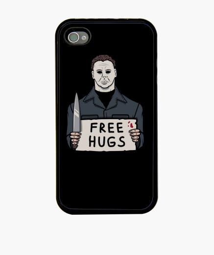 Funda iPhone Free Hugs