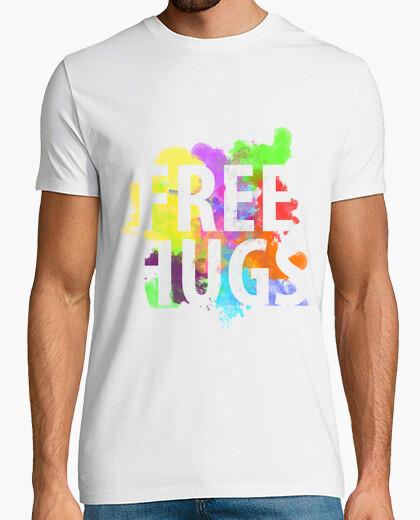 Camiseta Free Hugs ♂