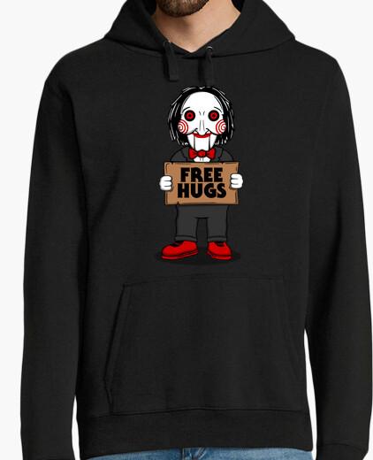 Free hugs - saw hoodie