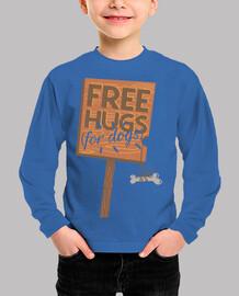 free hugs ( papa ra Hunde)
