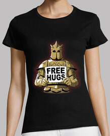 Free Hugs by the Mountain