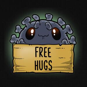 Camisetas Free hugs CVD