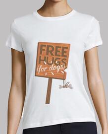 free hugs (pour les chiens)