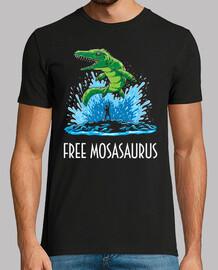 Free Mosasaurus