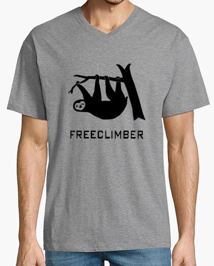 Tee-shirt freeclimber camisetah