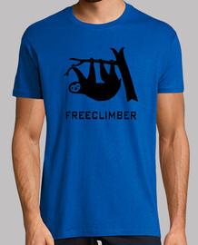 freeclimber camisetah
