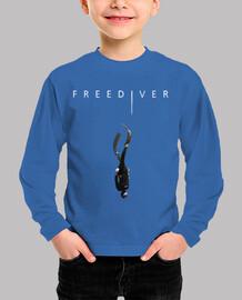 FreeDiver white