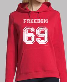 freedom 69 (bianco)