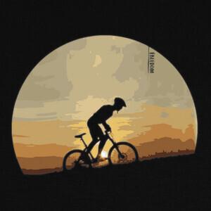 Camisetas freedom bike