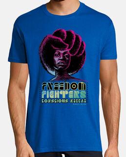 freedom fighters conscious reggae 2012