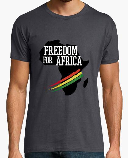 Camiseta freedom for africa