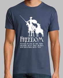 Freedom, Sancho