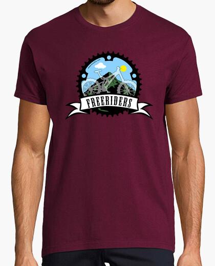 Freeriders man t-shirt