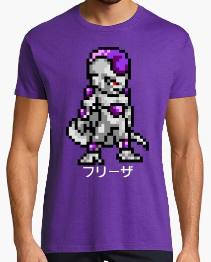 Camiseta Freezer 8bit
